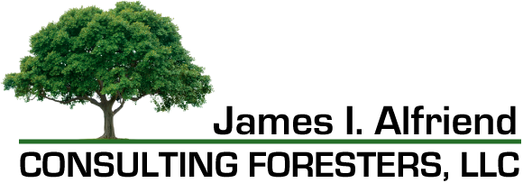 James I. Alfriend Consulting Foresters, LLC Logo